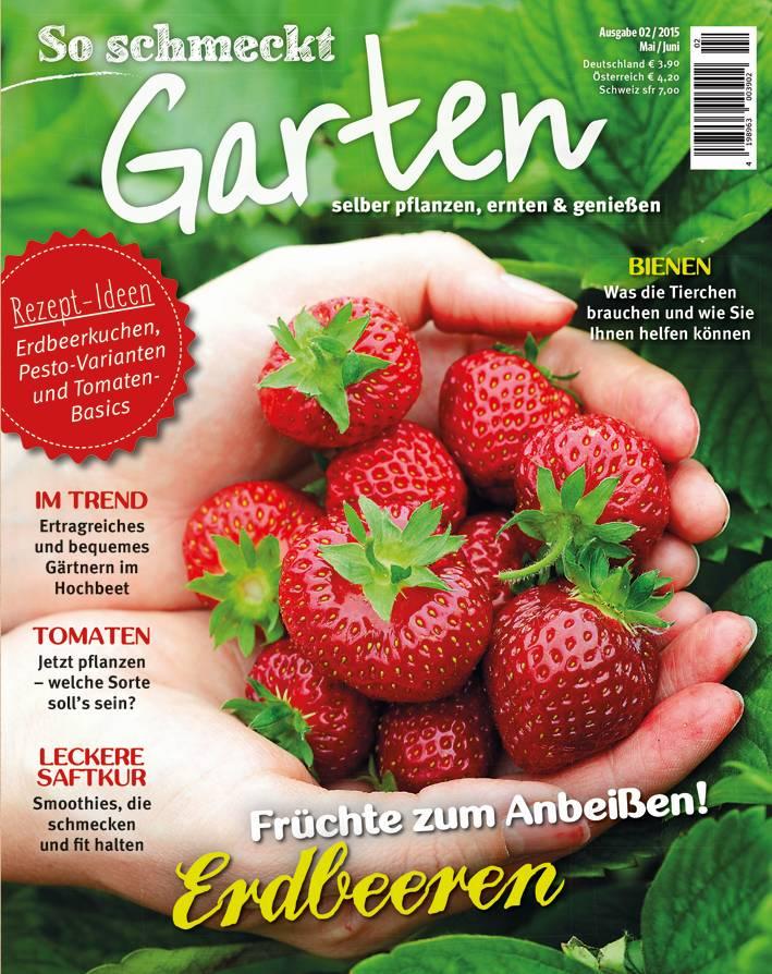 Garten Magazine soschmecktgarten jpg