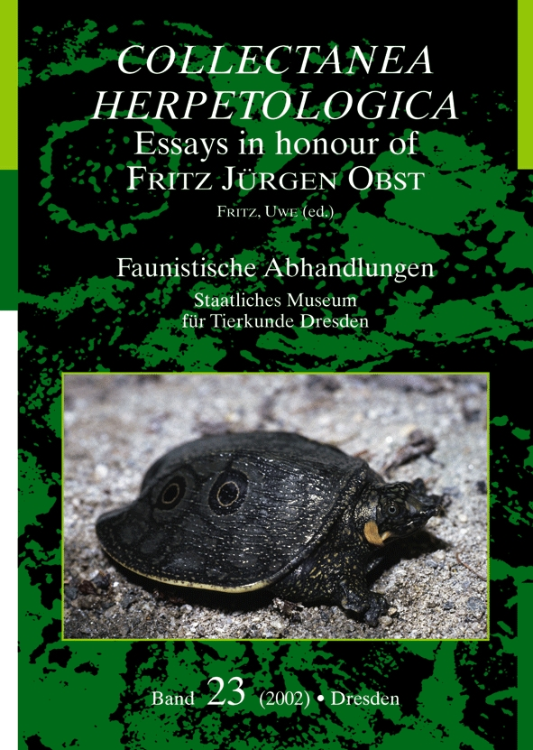 Collectanea Herpetologica Essays